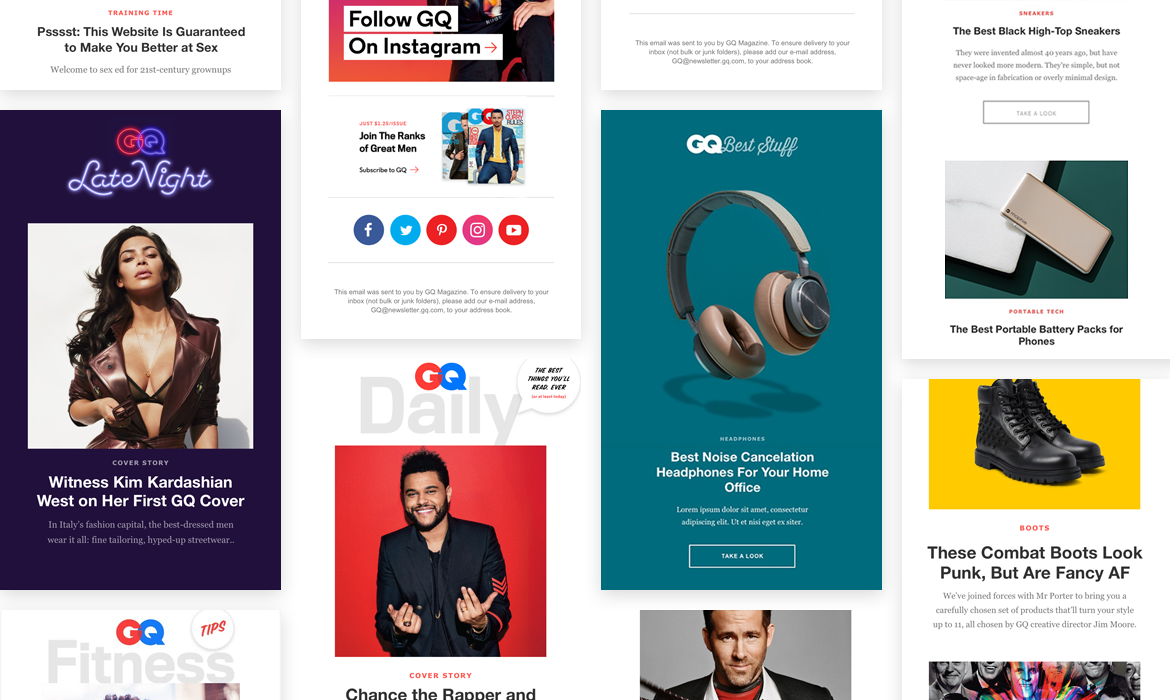 gq-newsletter-layout